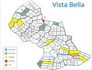 Vista Bella Costa Rica master plan